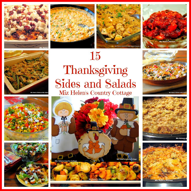 15 Thanksgiving Sides and Salads