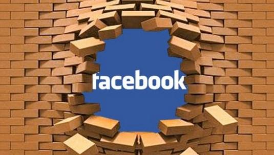 Unblock Friends List on Facebook