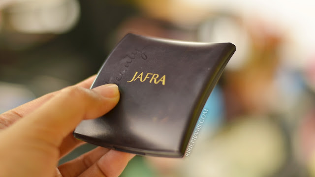 Review Jafra Long Wear Creme Blush in Cashmere Peach
