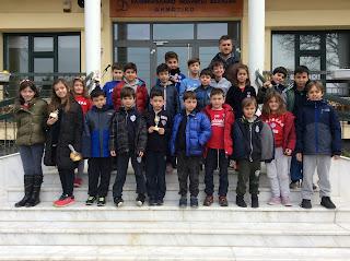 17ο Ανοιχτό Ατομικό Πρωτάθλημα Σκάκι μαθητών-μαθητριών Δυτικής Θεσσαλονίκης