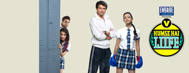Humse Hai Life a Tv Show from Channel V