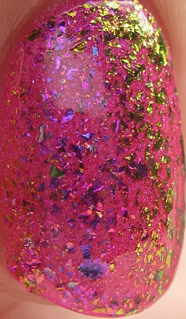 Pretty Jelly Nail Polish Dalliance