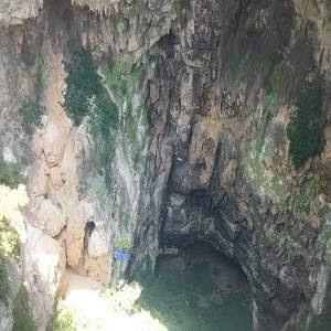 Cennet Çöküğü Cehennem Mağaraları
