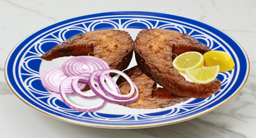 Fish fry with maida flour recipe delicious south indian for How to fry fish with egg and flour