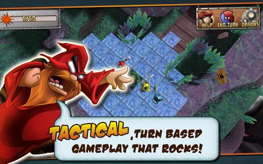 Wizard Ops Tactics v1.1.3 APK