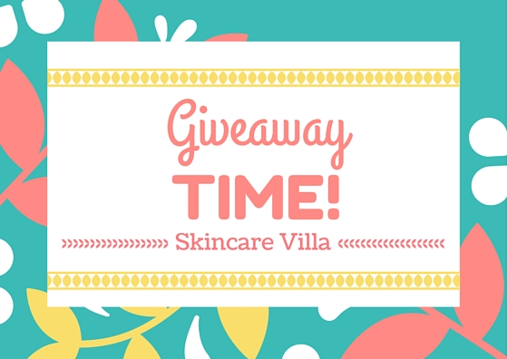 Skincare Villa Pre-Diwali Festive Giveaway of Maybelline goodies