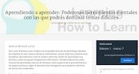 MOOC aprendiendo a aprender