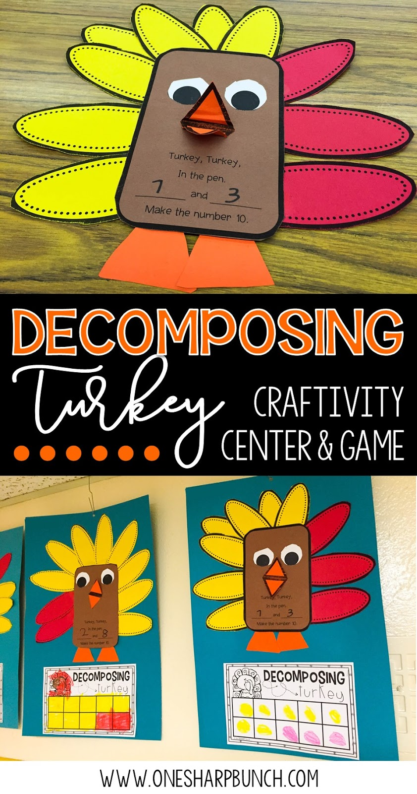 Decomposing Turkey Craft