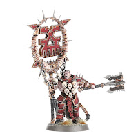 warhammer age of sigmar chaos khorne bloodsecrator