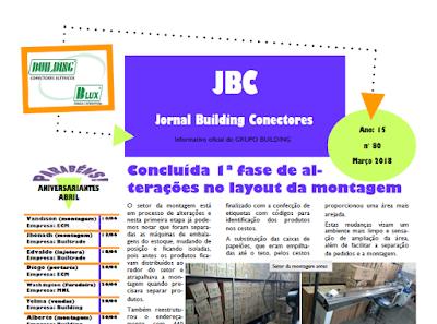 JBC: Edição de Março 2018