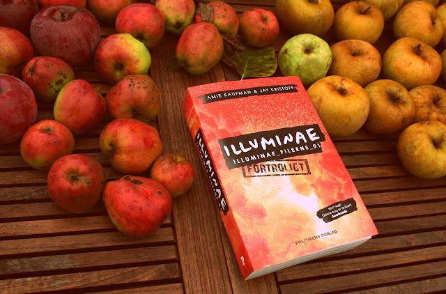 Illuminae af Jay Kristoff og Amie Kaufman
