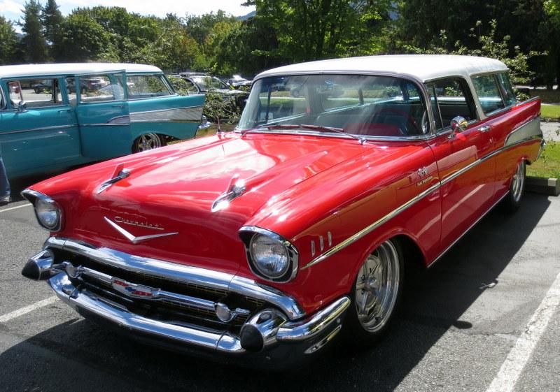 Classic Car Show Issaquah