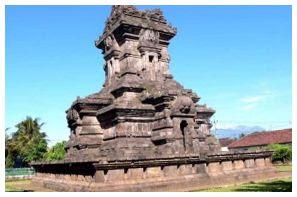 Candi Singasari. Jawa Timur.