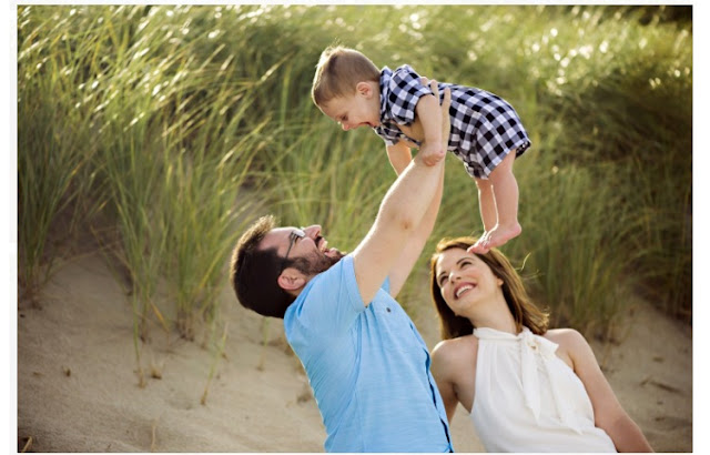 Outer Banks, family photo shoot