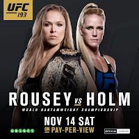 UFC 193 Fight Video Free