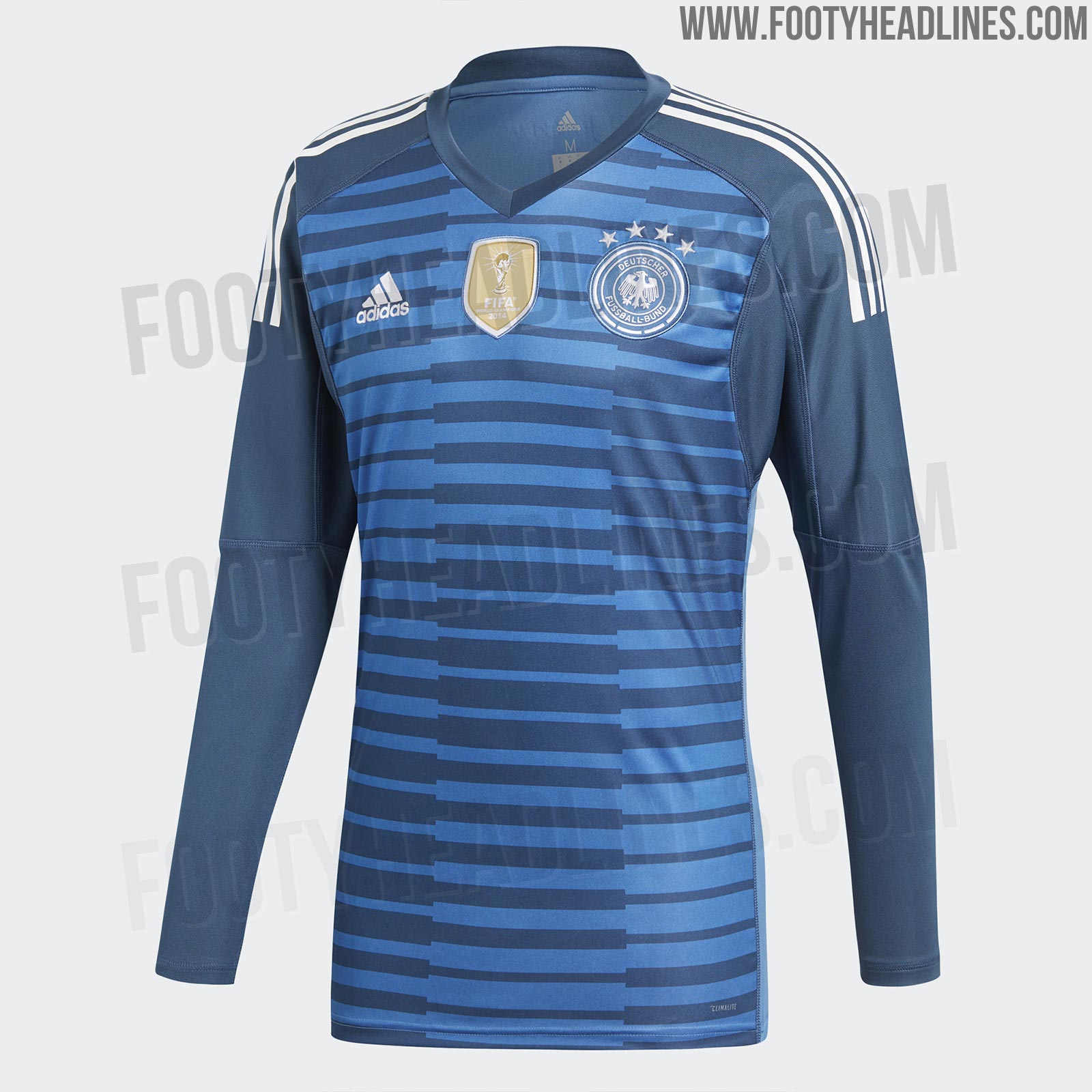 English Calendar Kits Fibocom Wireless Inc Germany 2018 World Cup Goalkeeper Kit Released Footy