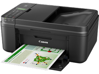 Since the department terms for completely included printers has descend such a neat sum t Canon PIXMA MX496 Driver Download