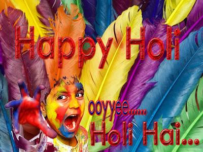 Holi Wishes 2016