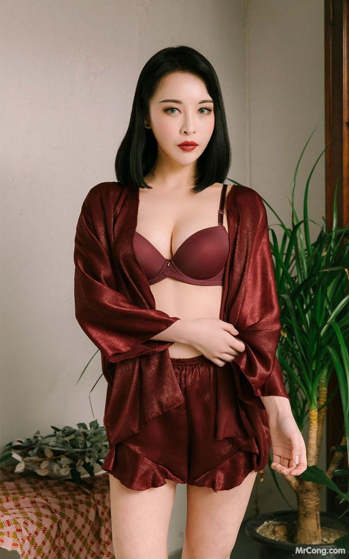 Image Korean-Model-Ryu-Hyeonju-012018-MrCong.com-013 in post Người đẹp Ryu Hyeonju trong bộ ảnh nội y tháng 01/2018 (161 ảnh)