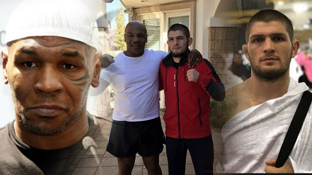 Lawan Floyd Mayweather Jr, Khabib Nurmagomedov Minta Bantuan Mike Tyson Jadi Pelatihnya