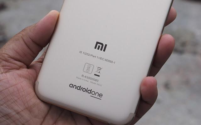 Xiaomi Mi A1 Racikan Google Resmi Rilis! Berikut Harganya