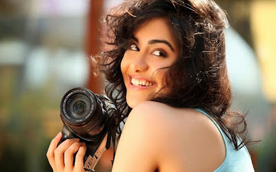Telugu film actress Adah Sharma new movie pics