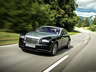 Supercar rental Rolls Royce Wraith