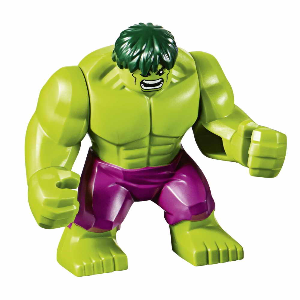 LEGO GosSIP: 160716 LEGO 76078 Hulk Vs Red Hulk Pictures