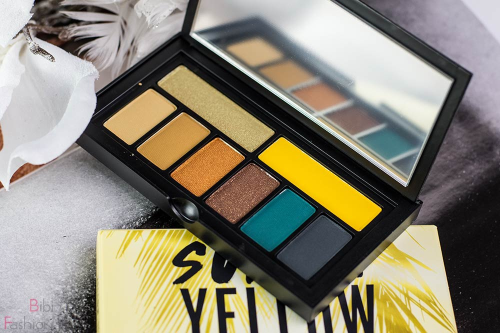Smashbox Cover Shot Sunlit Yellow offen