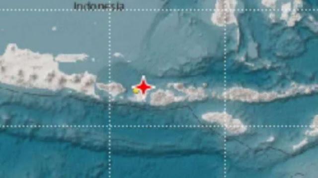 Peringatan Dini Tsunami Akibat Gempa Lombok 7,0 SR Berakhir