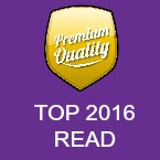 Top read 2016 book icon