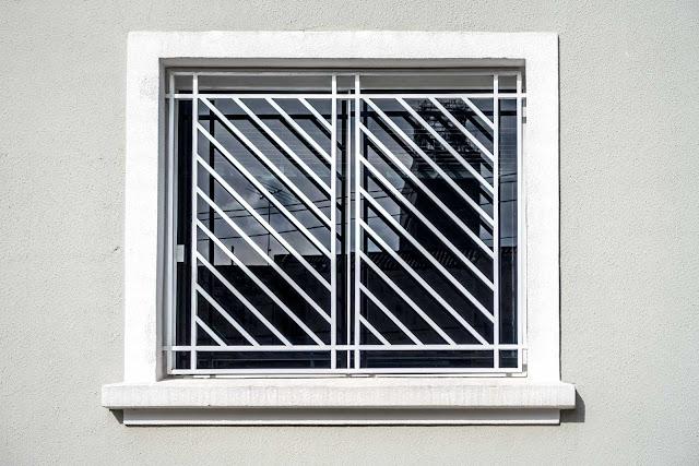 Detalhe da janela de casa no alto do São Francisco
