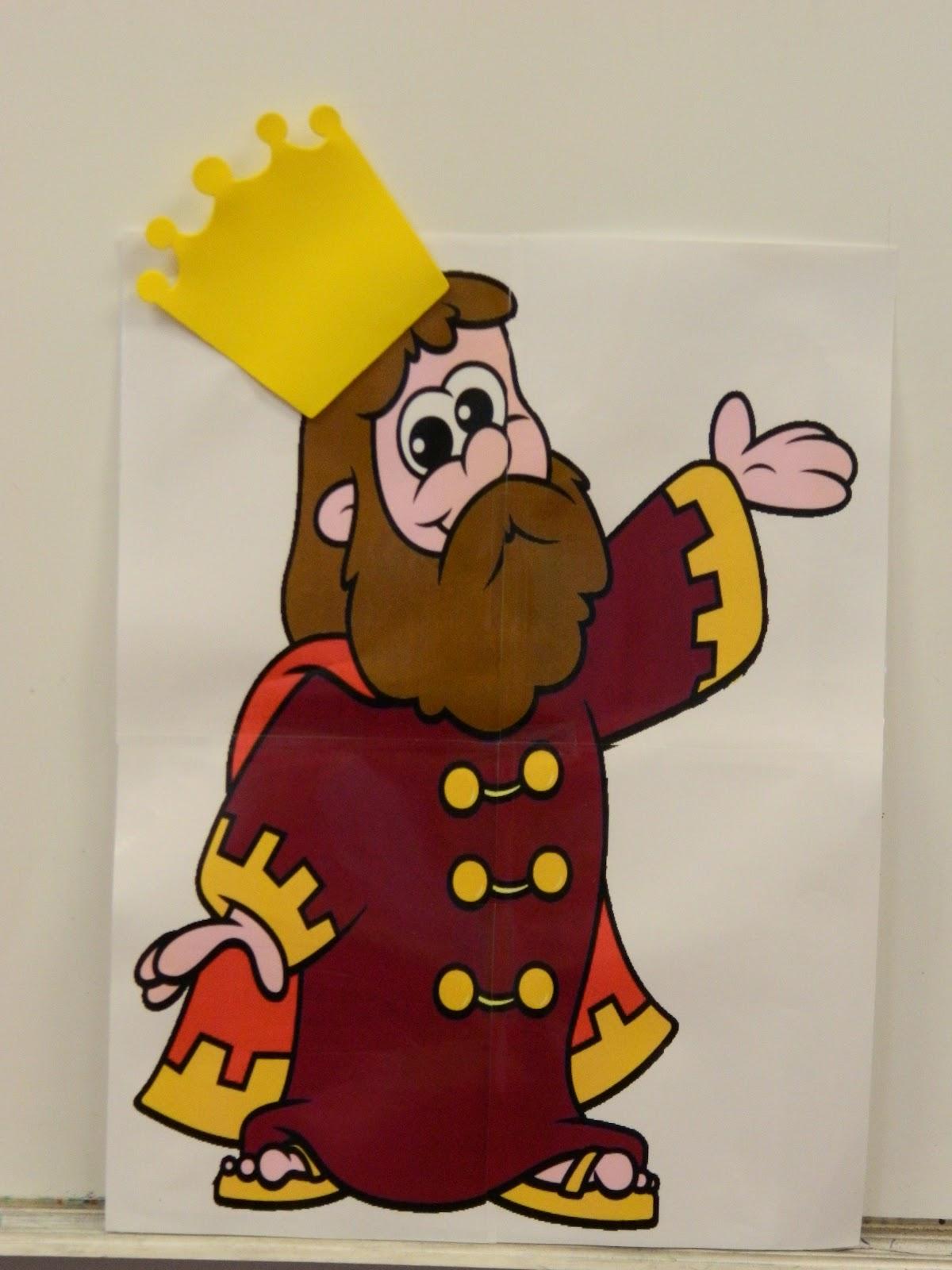 David Crowned King