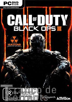 Baixar a Capa Call of Duty Black Ops 3 PC