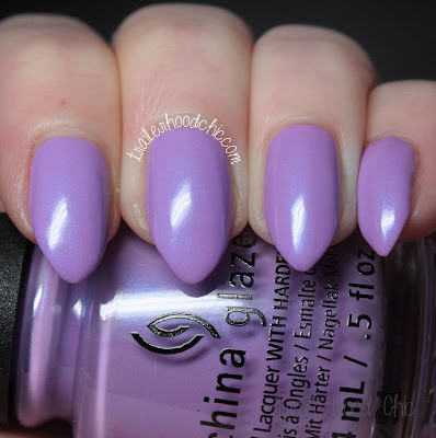china glaze lite brites collection swatch let's jam