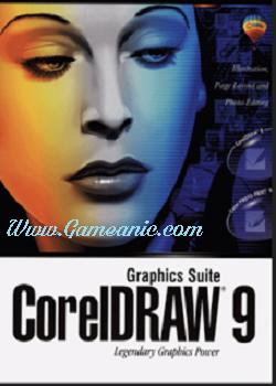 Corel Draw 9 Cover
