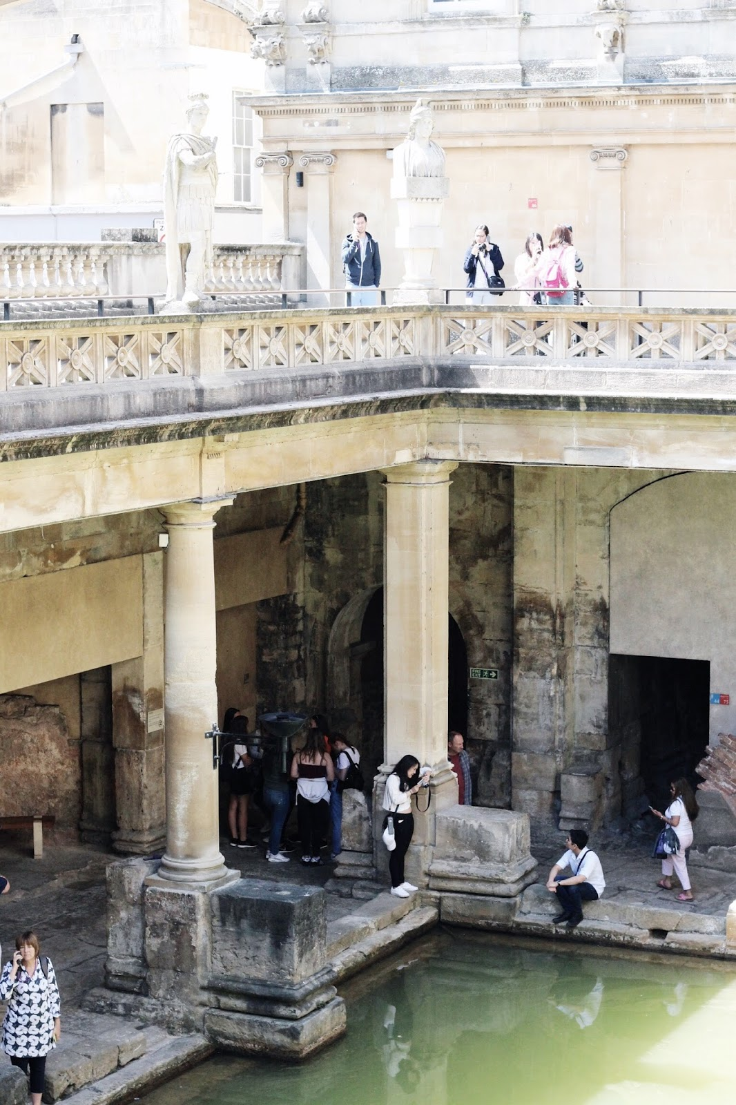 The Roman Baths Travel Blog Review