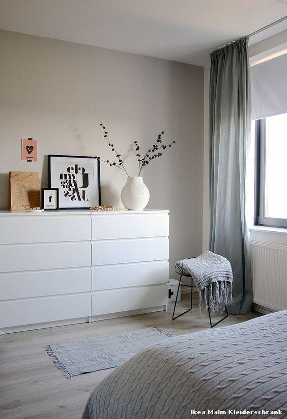 Insp rate c mo decorar c moda malm un cl sico de ikea boho deco chic bloglovin - Dormitorio malm ikea ...