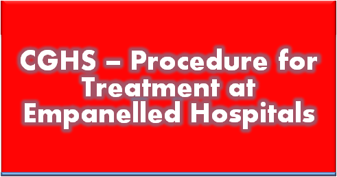 cghs-procedure-for-treatment-at-empanelled-hospitals-paramnews