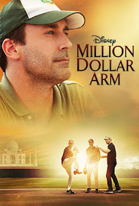 Million Dollar Arm Poster