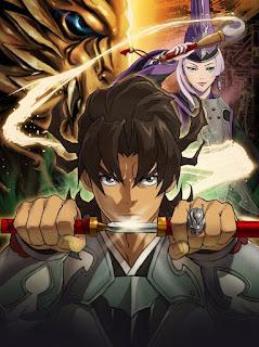 "Anunciada película para el anime de ""Garo: Crimson Moon"""