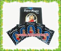 Tissu Super Magic Man
