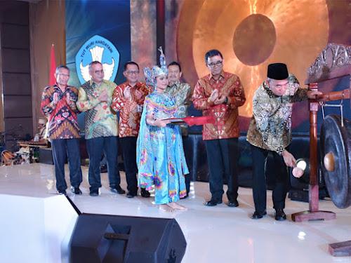 Mendikbud di UPI Bandung