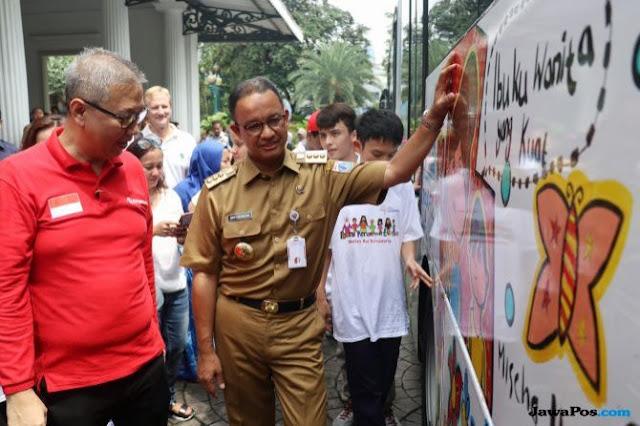 Anies Diminta Selidiki Dugaan Korupsi di Transjakarta