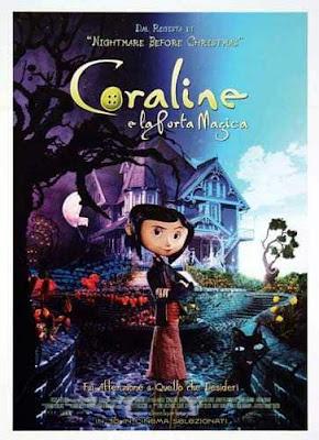 Coraline e la porta magica, un film di Henry Selick: la recensione