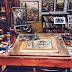 100 ცნობილი მხატვარი და მათი სახელოსნოები