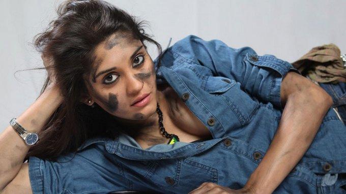 Actress Surabhi Sexy Hot Photos