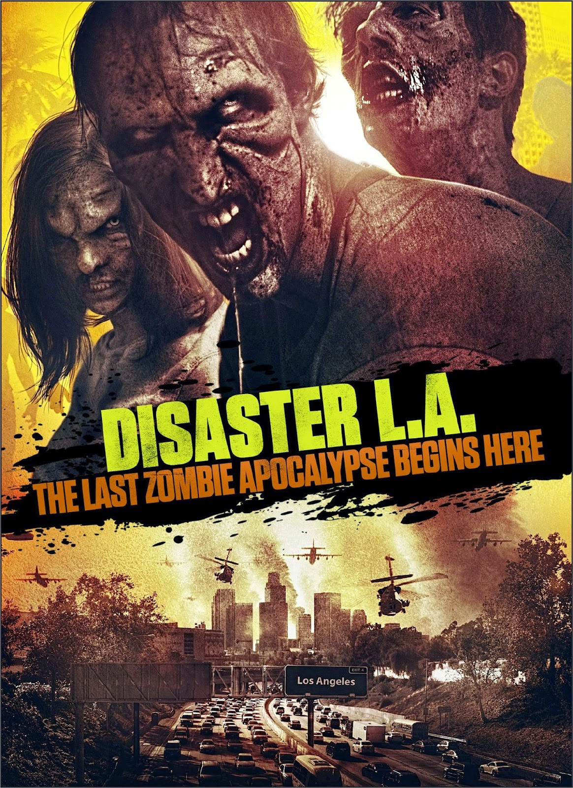 Disaster L A 2014 Brrip  ταινιες online seires oipeirates greek subs