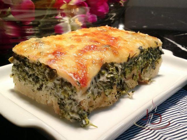 foto torta de brócolis