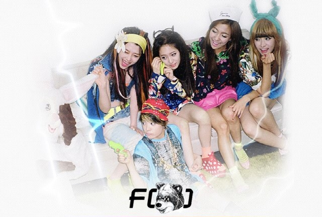 K-POP FEVER just for kpop fanz: DOWNLOAD f(x) Electric ... F(x) Electric Shock Album Cover